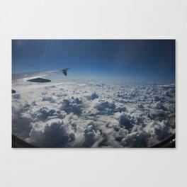 Heavenly Ocean Canvas Print