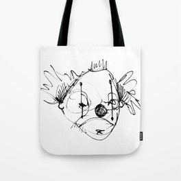 Clowns in Crowns #9 Tote Bag