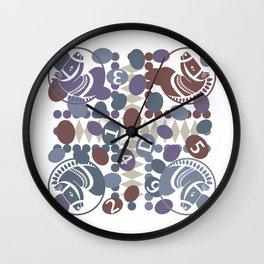 Ludo game Wall Clock