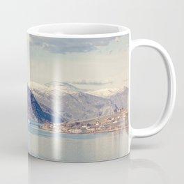 Sognefjord II Coffee Mug