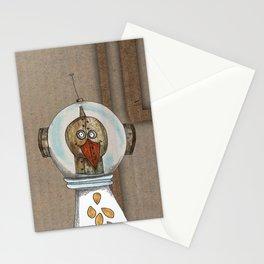 navegadores: viagem no tempo Stationery Cards