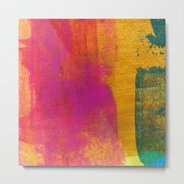 Abstract No. 393 Metal Print