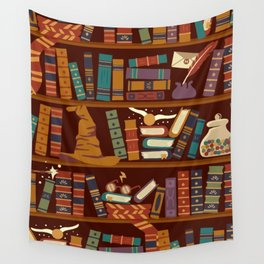 Hogwarts Things Wall Tapestry
