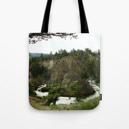 Tower Creek Tote Bag