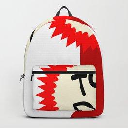 Top Dad Rosette Backpack