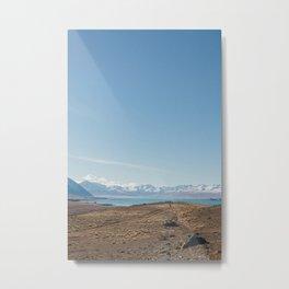 Lake Tekapo III Metal Print
