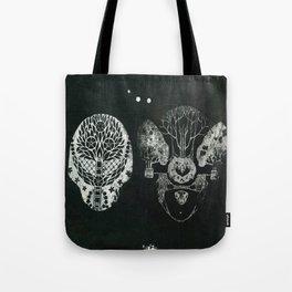 Man Ray x-Ray Tote Bag