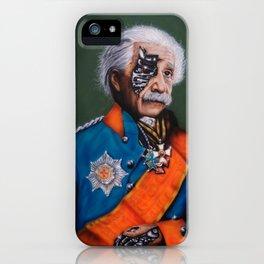 EINSTEIN RELOADED iPhone Case