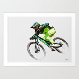 Troy Brosnan Art Print