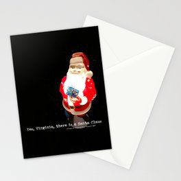 SANTA OF OLD Stationery Cards