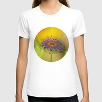 good morning T-shirts featuring Good Morning! by Klara Acel