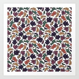 Totally Triangular Art Print