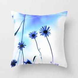 LE REVE BLEU Throw Pillow