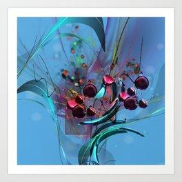 Colorplay Art Print