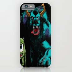 Mike & Sully (black)... Slim Case iPhone 6s