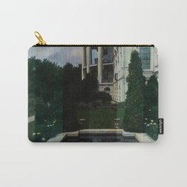 White House Lantern Slide Remastered Carry-All Pouch