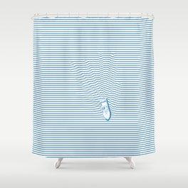 WAKE Shower Curtain