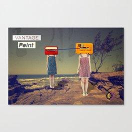 Vantage Point Canvas Print