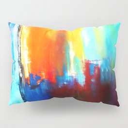 Abstract Composition 1014 Pillow Sham