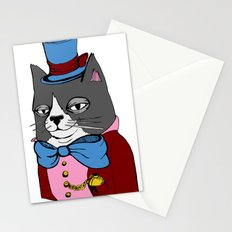 Dignified Cat Stationery Cards