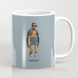 Man With a Crowbar Coffee Mug