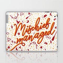 Mischief Managed v2 Laptop & iPad Skin