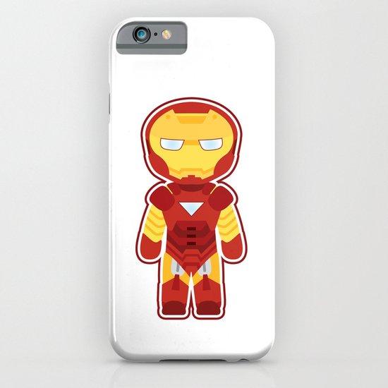Chibi Iron Man iPhone & iPod Case