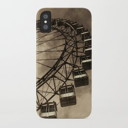 Eternal circle iPhone Case