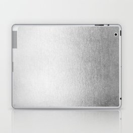 Moonlight Silver Laptop & iPad Skin