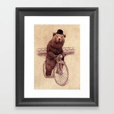 Barnabus Framed Art Print