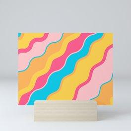 Palette Mini Art Print