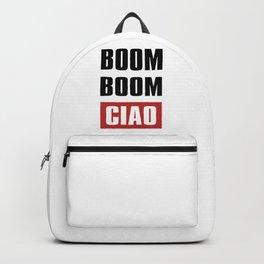 Boom Boom Ciao Backpack