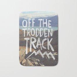 Trodden Track Bath Mat
