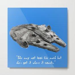 The Falcon... Metal Print