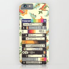 VHS & Entry Hall Wallpaper iPhone 6 Slim Case