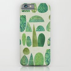 Watercolour Topiary Slim Case iPhone 6s
