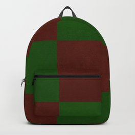 Green and red dance Backpack