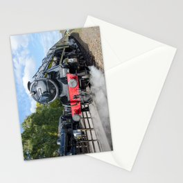Steam locos at Rothley Stationery Cards