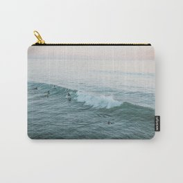 Let's Surf V Carry-All Pouch