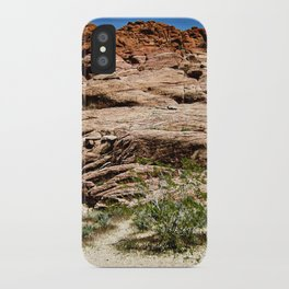 Red Rocks I iPhone Case