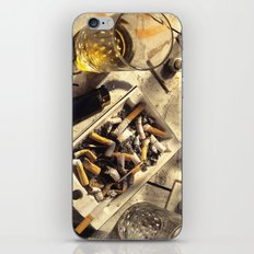 The day after a night out iPhone & iPod Skin