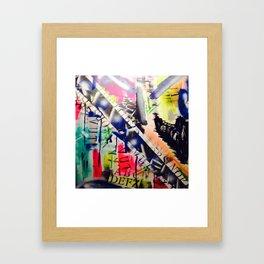 "SCHOOL HOUSE ""EXCLUSIVE"" Framed Art Print"