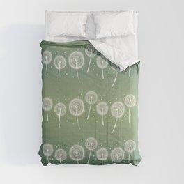 dandelion seeds Comforters