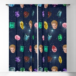 Mucho mucho amor Blackout Curtain