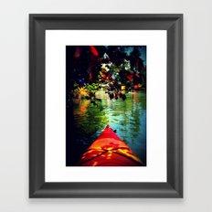 Winn Dixie Framed Art Print