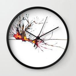 My Schizophrenia (13) Wall Clock
