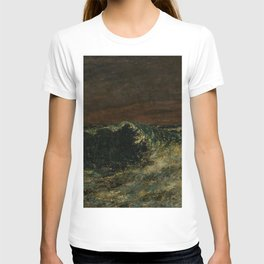 Gustave Courbet - La Ola T-shirt