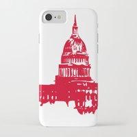 washington dc iPhone & iPod Cases featuring Washington DC  by ialbert