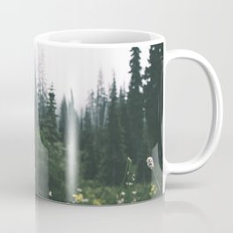 Forest Blooms Coffee Mug