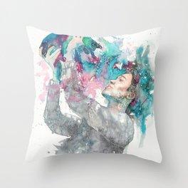 170102 Throw Pillow